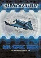 Shadowrun: MilSpecTech-Katalog