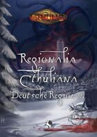 CTHULHU: Regionalia Cthuliana: Deutsche Regionen