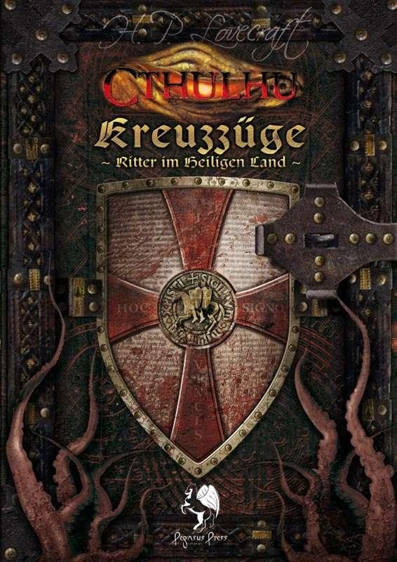 CTHULHU: Kreuzzüge - Ritter im Heiligen Land (Mittelalter)