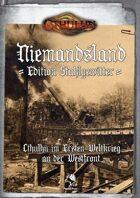 CTHULHU: Niemandsland – Edition Stahlgewitter