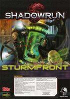 Shadowrun: Sturmfront