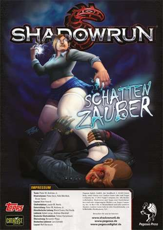 Shadowrun: Schattenzauber