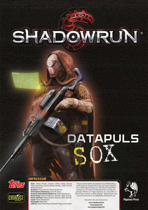 Shadowrun: Datapuls SOX