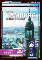 Shadowrun: Hamburg-Werbebroschüre