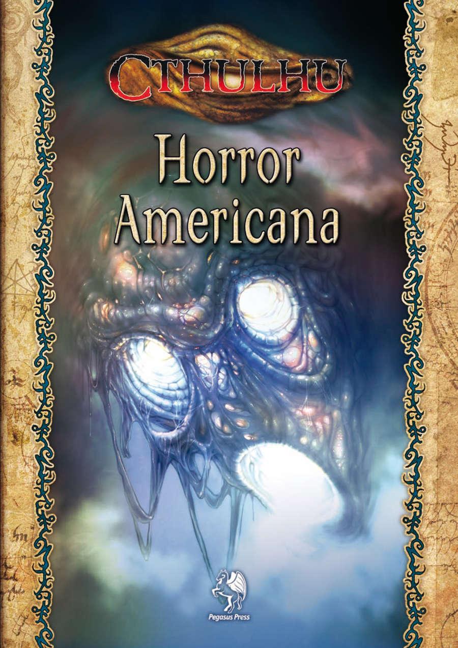 Cthulhu - Horror Americana
