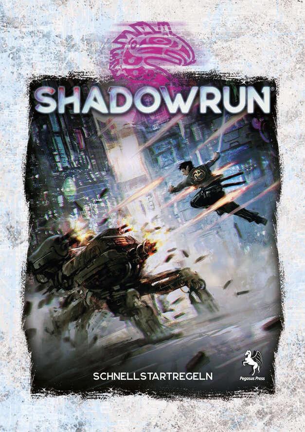 Shadowrun 6 - Schnellstarter