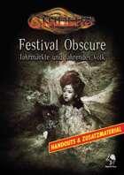CTHULHU: Festival obscure - Handouts
