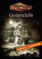 CTHULHU: Geisterschiffe - Handouts