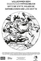 Shadowrun: Mitmachbuch
