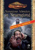 CTHULHU: Namenloser Schrecken in Neuengland - Handouts