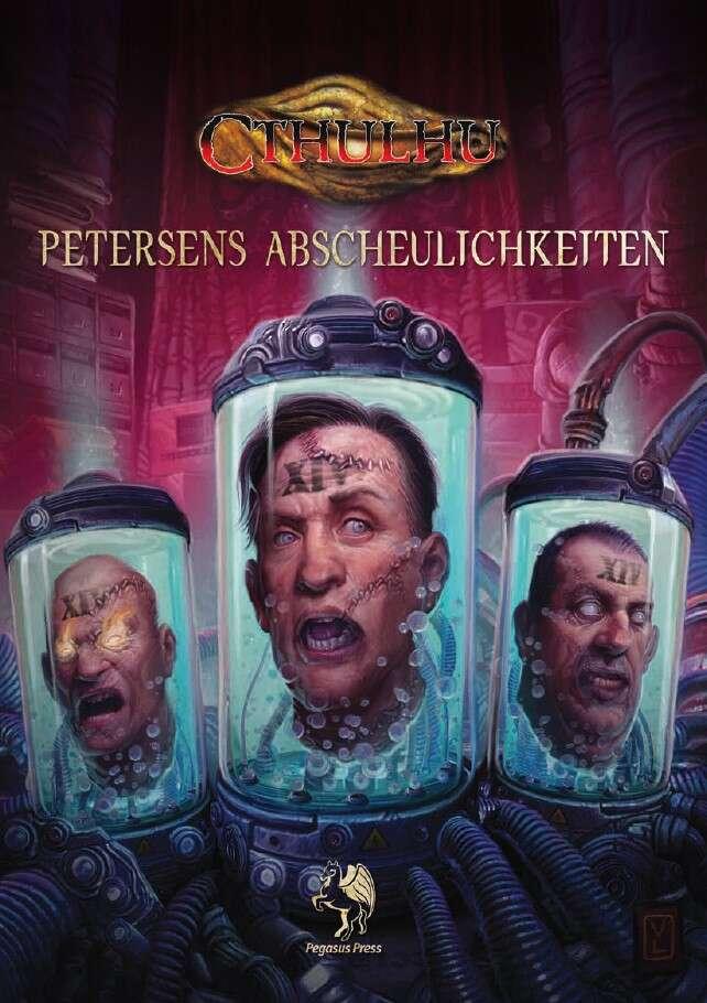 CTHULHU: Petersens Abscheulichkeiten