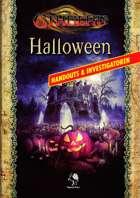 CTHULHU: Halloween - Handouts