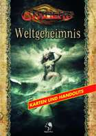 CTHULHU: Weltgeheimnis - Handouts