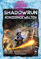 Shadowrun: Konzerngewalten