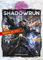 Shadowrun 6 Grundregelwerk - Errata