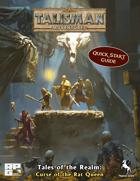 Talisman Adventures - Quick Start Guide: Curse of the Rat Queen