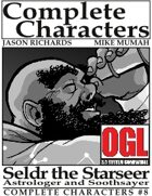 [d20] Complete Characters #8 - Seldr the Starseer