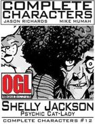 [d20] Complete Characters #12 - Shelly Jackson