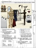 Silvervine Games Quick Character Creation Guide Cyrus