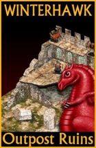 WINTERHAWK: Outpost Ruins