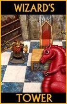 WINTERHAWK: Wizard's Tower