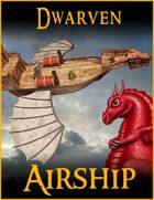 Dwarven Airship