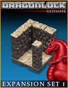 DRAGONLOCK Ultimate: Dungeon Expansion Set 1