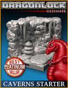 DRAGONLOCK Ultimate: Caverns Starter Set