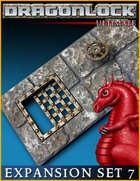 DRAGONLOCK Ultimate: Dungeon Expansion Set 7