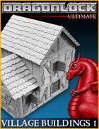DRAGONLOCK Ultimate: Village Buildings 1