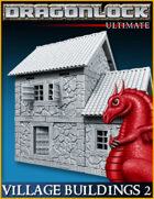 DRAGONLOCK Ultimate: Village Buildings 2