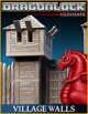 DRAGONLOCK Ultimate: Village Walls & Gate