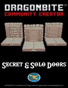 Secret Solo Doors
