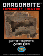 Best of the Forums: Cavern Ruins