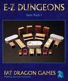 E-Z DUNGEONS: Item Pack 1