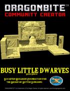Busy Little Dwarves - Free Tiles