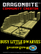 Busy Little Dwarves - Expo #1