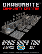 Space Ships Two - Expand Set