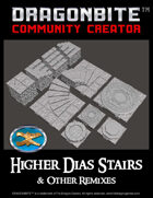 Higher Dias Stairs & Other Remixes