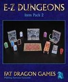 E-Z DUNGEONS: Item Pack 2