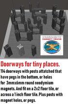 Doorways to Tiny Places