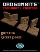 Secret Rotating Doors