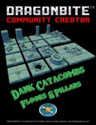 Dank Catacombs Floors & Pillars