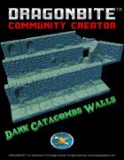 Dank Catacombs Walls