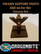 Tavern Support Posts