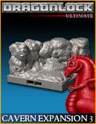DRAGONLOCK Ultimate: Caverns Expansion 3