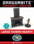 Large Tavern Hearth