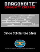 Clip-on Cobblestone Edges