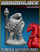 DRAGONLOCK Miniatures: Turdle Adventurers