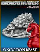 DRAGONLOCK Miniatures: Oxidation Beast